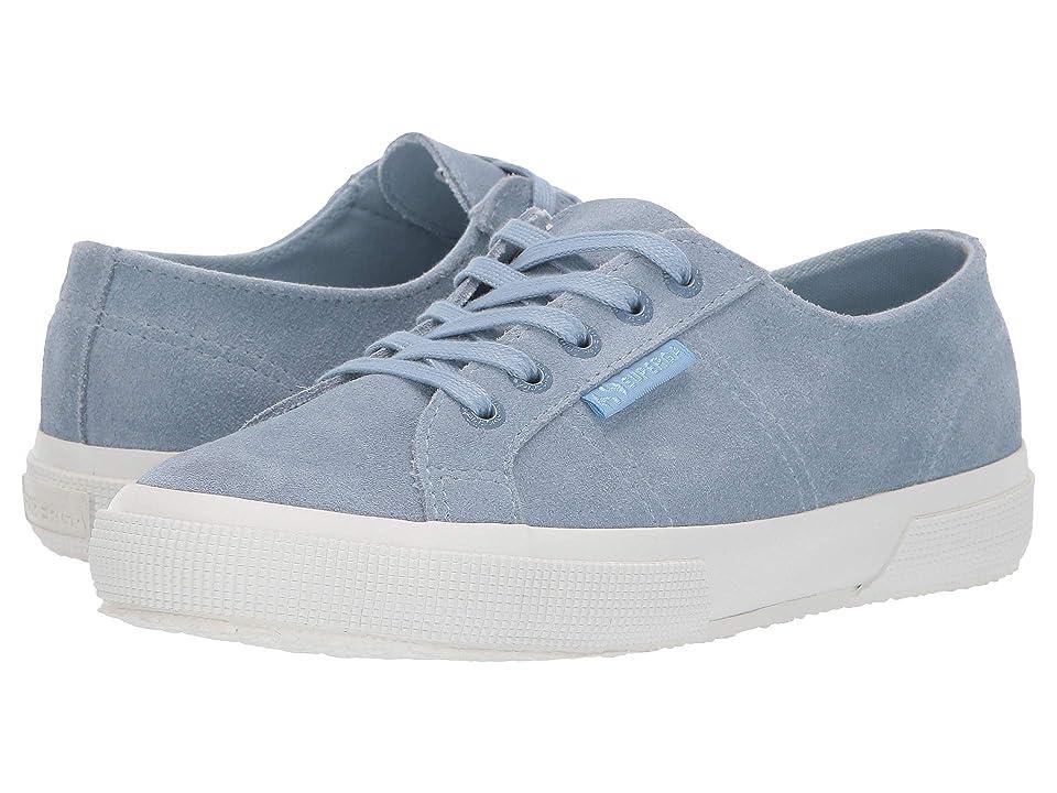 Superga 2750 Suecotw (Denim Blue) Women