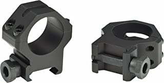 Weaver Tactical 4-Hole Picatinny 30mm Mounting Rings (High, Matte Finish)
