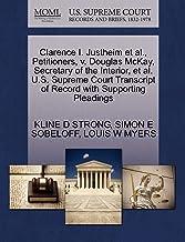 Clarence I. Justheim et al., Petitioners, v. Douglas McKay, Secretary of the Interior, et al. U.S. Supreme Court Transcrip...