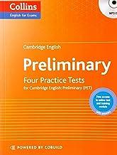 Permalink to Practice Tests for Cambridge English: Preliminary: PET (Collins Cambridge English) PDF