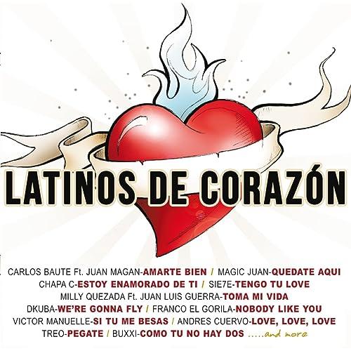 Latinos de corazón de Various artists en Amazon Music - Amazon.es