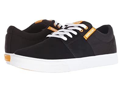 Supra Stacks Vulc II (Black/Golden/White) Men