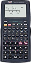 School Smart Graphic Calculator, 10 + 2 Dot Matrix , black - CS-121