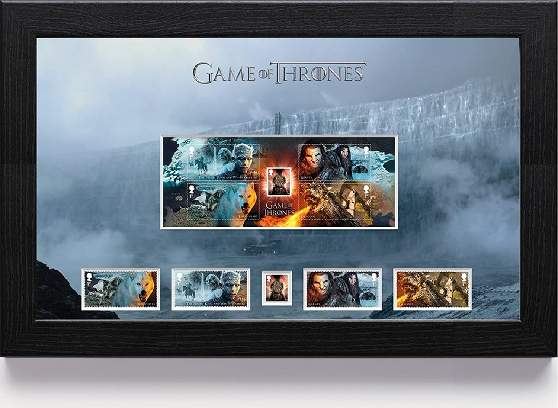 Game Game Game of Thrones N3119 Stempel, gerahmt B07CD53P7X | Großer Verkauf  af94e2