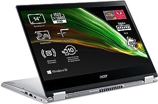 "Acer Spin 3 SP314-21-R572 - Ordenador Portátil Táctil 14"" Full HD SlimBezel Touch LCD, Laptop (AMD Ryzen 5 3500U, 8GB RAM,..."