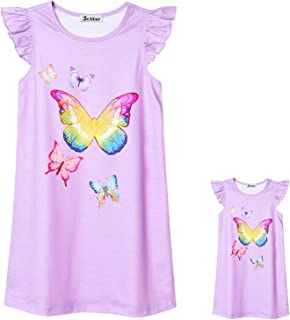 american girl butterfly pajamas