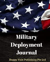 Military Deployment Journal