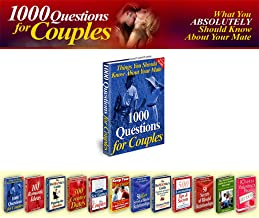 1000 Questions For Couples By Michael Webb Relationship Expert