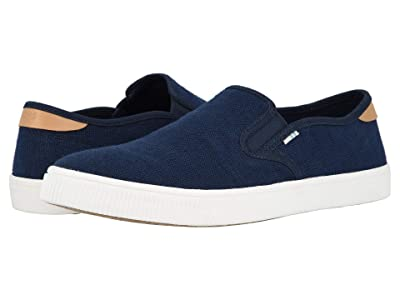 TOMS Baja (Navy Heritage Canvas) Men