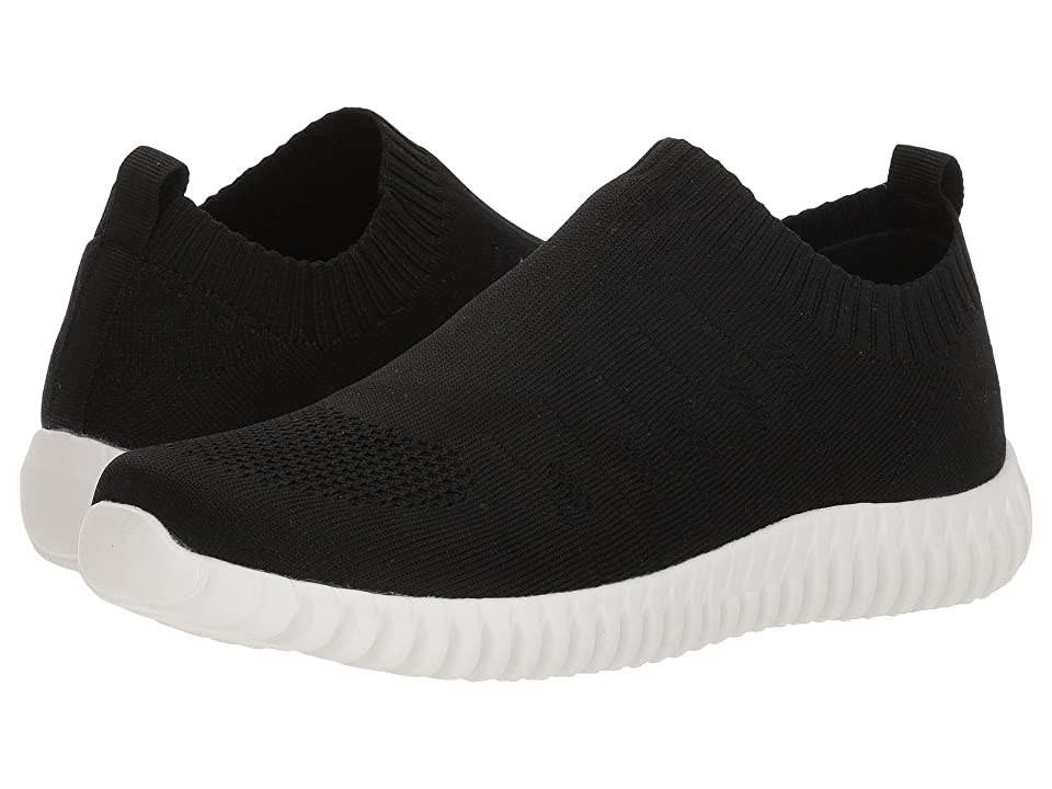 Dirty Laundry Haywood Knit Sneaker (Black Knit) Women