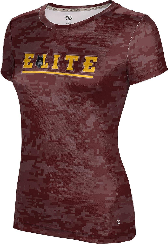 ProSphere Loyola University Chicago Elite Girls' Performance T-Shirt (Digital)