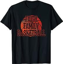 faith family basketball