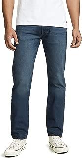 Levis Red Tab Men's Original Fit 501 Denim Jeans