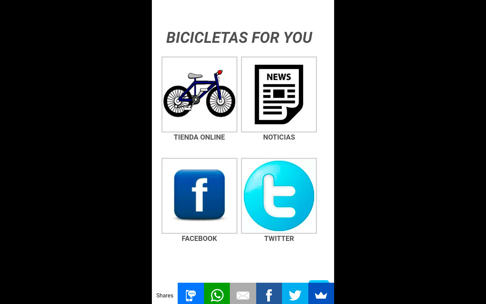 Bicicletas For You
