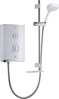 Mira Showers 1.1746.009 Sport Multi-Fit 9 kW Electric Shower - White/Chrome