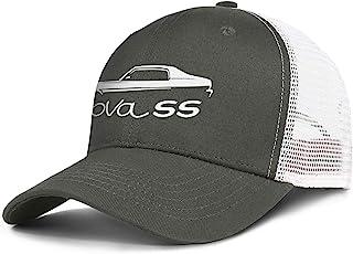 GM Chevy Chevrolet Nova Pink Rosa Muscle Car Basecap Mütze Trucker Baseball Cap