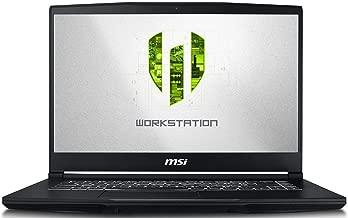 XPC WP65 9TH-263 (Intel 9th Gen i7-9750H, 32GB RAM, 512GB NVMe SSD, NVIDIA Quadro P620 4GB, 15.6