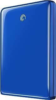 Seagate FreeAgent GoFlex 500 GB USB 3.0 Ultra-Portable External Hard Drive STAA500107 (Blue)