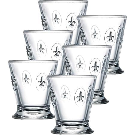 LA ROCHERE 24 cl 14 cm BEE French glass water Tasse