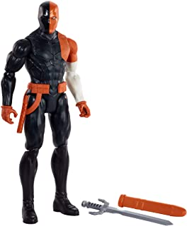 Justice League GDT55 DC Comics True Moves Deathstroke Action Figure 30cm Scale with 11 pts. of Articulation, Multicoloured