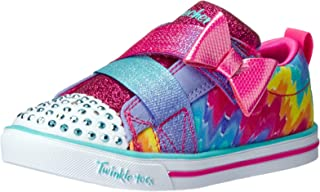 Kids' Sparkle Lit-Rainbow Cutie Sneaker