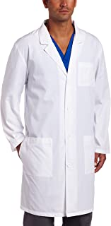 lightweight lab coat