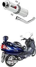 Filtre /à air Artudatch pour moto 2007-2012 filtre /à air de rechange pour Suzu-ki Burgman 400//Skywave 400 AN400