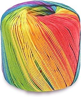 Laine A Tricoter Coton Pour Crochet Pelote De Laine Acrylique Laine Multicolore Epaisse Grosse Laine à La Main Utilisé En ...