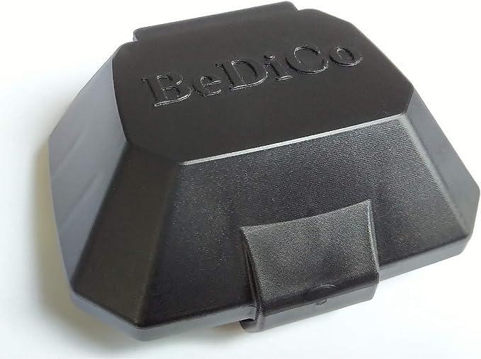 126 opinioni per BeDiCo Yamaha E-Bike Copertura Pin copertura per il telaio della batteria del