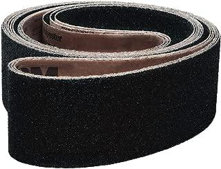 12 Length Coarse Grade Pack of 10 VSM 119337 Abrasive Belt Brown 1 Width Aluminum Oxide Cloth Backing 36 Grit