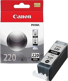 Canon PGI-220BK Ink Cartridge, Black - in Retail Packaging