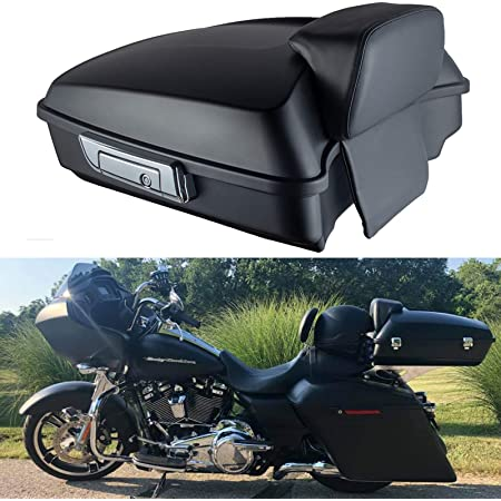 XMT-MOTO Razor Tour Pak Pack fits for Harley Davidson Street Glide FLHX 2014 2015 2016 2017 2018