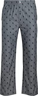 Men's Pajama Pants – Lightweight Woven Lounge Pants