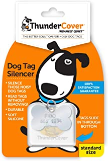 ThunderCover Dog Tag Silencer