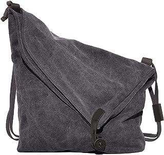 Crossbody Bag, COOFIT Messenger Bag Casual Canvas Bag Shouder Bag Unisex