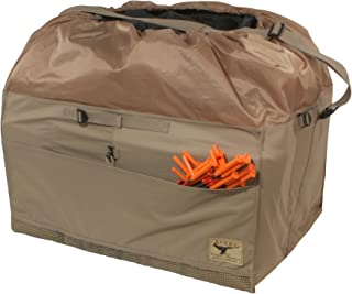 Avery Outdoors 12-Slot Mid-Size Full Body Goose Bag,Field Khaki