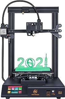 """Stampante 3D MINGDA D2, stampante fai da te FDM con estrusore aggiornato e touch screen da 3,5"""", riprendere la stampa, 230..."""