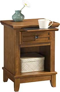 Arts & Crafts Cottage Oak Night Stand by Home Styles