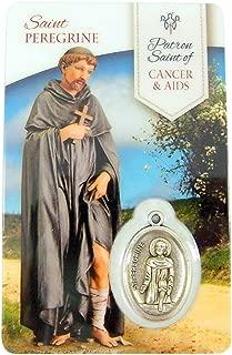 saint peregrine medal
