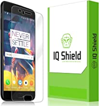 IQ Shield Screen Protector Compatible with OnePlus 5 LiquidSkin Anti-Bubble Clear Film