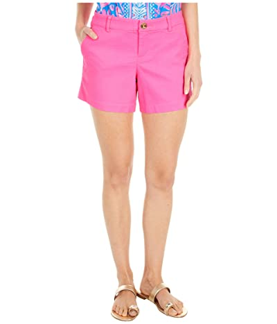 Lilly Pulitzer Callahan Stretch Shorts (Raz Berry) Women