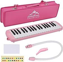 EastRock 37 Key Melodica Instrument Keyboard Soprano Piano s