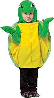 Boy's Tiny Turtle Reptiles Sea Ocean Outfit Child Halloween Costume