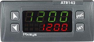 ATR142-ABC – regulator PID 32 x 74 mm – funkcja sterowania i alarmu, programowane wejście do różnych czujników, zasilanie ...