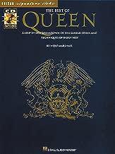Hal Leonard The Best of Queen Guitar Tab Book