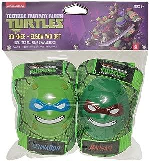 Teenage Mutant Ninja Turtles TMNT Knee and Elbow Pads