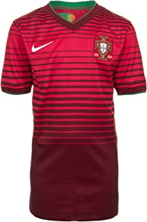 Nike Portugal Home Youth Jersey 2014