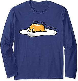 World's Laziest Whatever Long Sleeve Shirt
