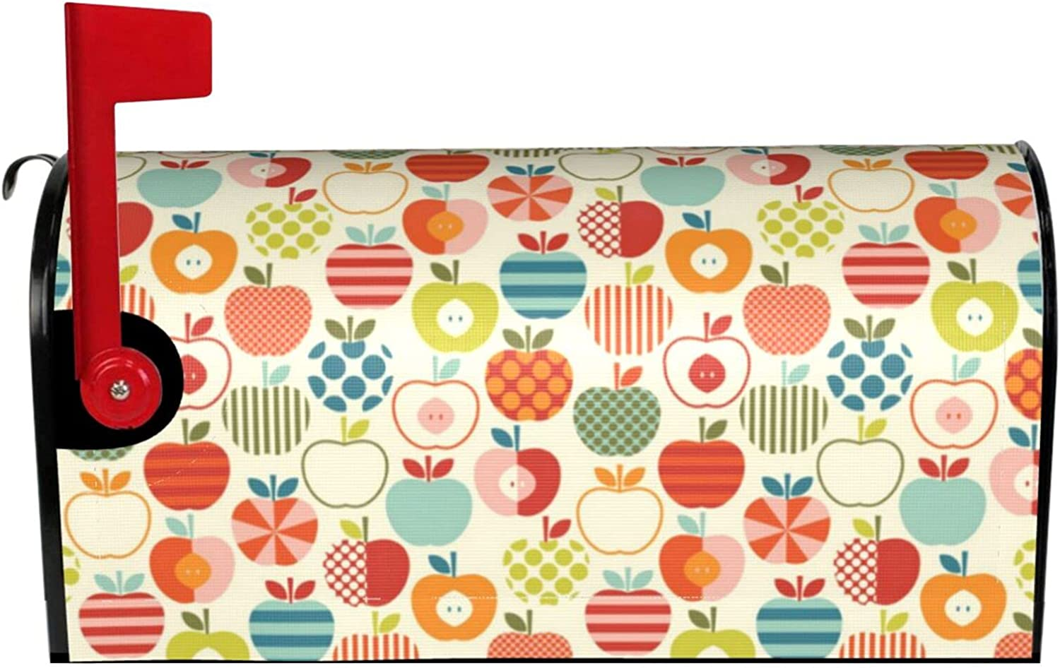 ~ All Kinds of Apples Waterproof Mailbox Cover Now free shipping NEW Magnetic