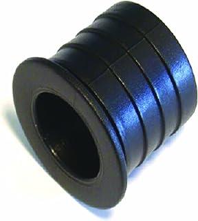 Mirka Blocco Mano Ventilato 13-Foro di Plastica Regolazione Aria 70 X 125 Mm 1 Pz.